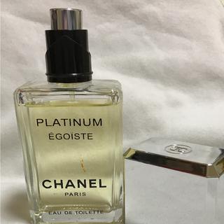 シャネル(CHANEL)のCHANEL エゴイストプラチナム 100ml 未使用(香水(男性用))