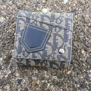 クリスチャンディオール(Christian Dior)のクリスチャン★ディオール!折財布(折り財布)