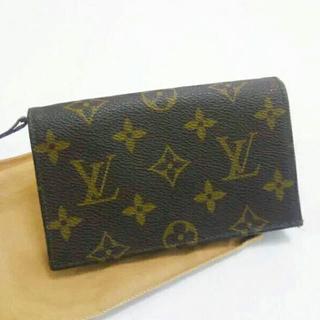 ルイヴィトン(LOUIS VUITTON)の【正規品】美品 ルイヴィトン 折り財布(折り財布)