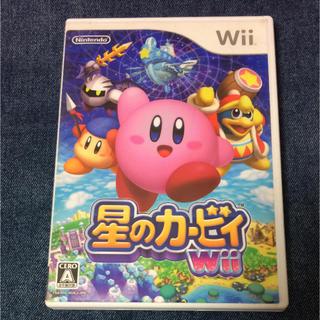 Wii - wii 星のカービィー