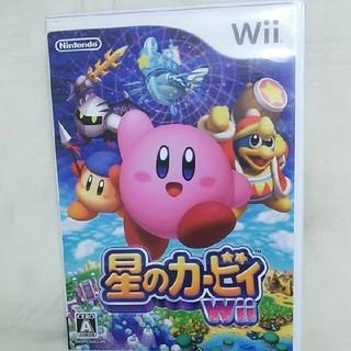 Wii - 星のカービィWii