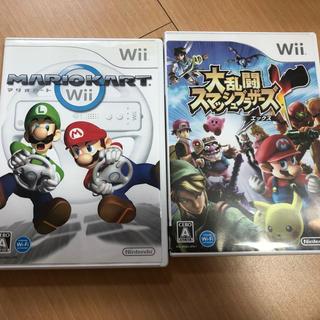 Wii - Wiiスマブラマリカー