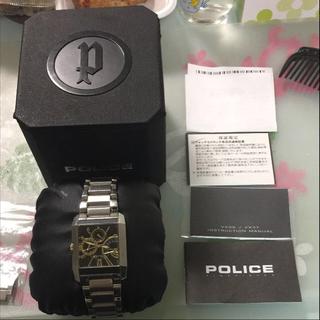ポリス(POLICE)のポリス腕時計(その他)