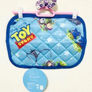 ディズニー(Disney)の新品/ディズニー トイストーリー 枕パット カバー キッズ 子供用 枕パッド(シーツ/カバー)
