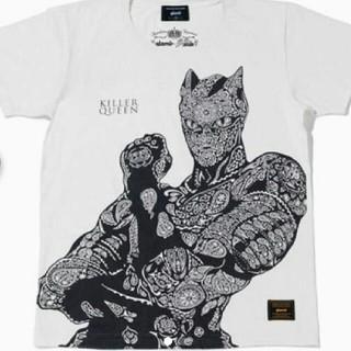 グラム(glamb)のジョジョフェス グッズTシャツ(M) キラークイーン(Tシャツ/カットソー(半袖/袖なし))