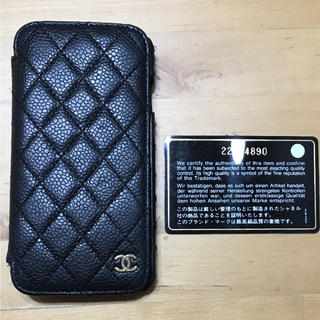 シャネル(CHANEL)のCHANEL IPHONE6(iPhoneケース)