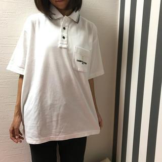 ジャンニバレンチノ(GIANNI VALENTINO)の【古着】VALENTINO デザインポロシャツ ビックサイズ(ポロシャツ)