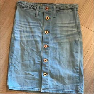 エージー(AG)のAG デニムスカート サイズ23(ミニスカート)