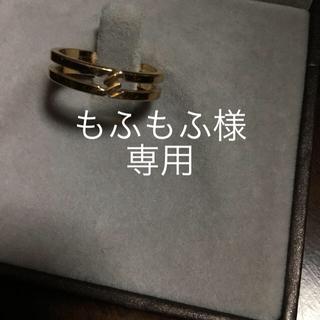 グッチ(Gucci)のグッチインフィニティピンクゴールド(リング(指輪))