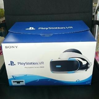 プレイステーションヴィーアール(PlayStation VR)の新型PSVR  CUHJ-16003(家庭用ゲーム機本体)