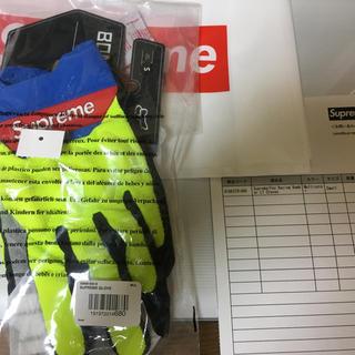 シュプリーム(Supreme)のSupreme Bomber LT Gloves シュプリーム 手袋(手袋)