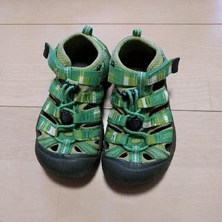 キーン(KEEN)の☆専用☆   KEEN サンダル  18cm(サンダル)