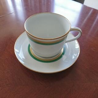 ノリタケ(Noritake)のカップとソーサー(グラス/カップ)