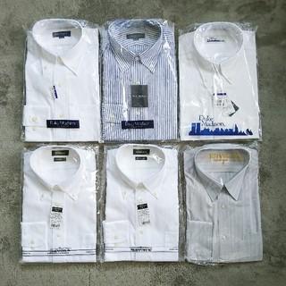 トラサルディ(Trussardi)の【新品未使用】メンズシャツ6点(シャツ)