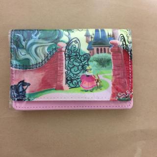 ディズニー(Disney)のカードケース(名刺入れ/定期入れ)