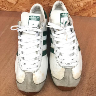 アディダス(adidas)のadidas country フランス製  US7(スニーカー)