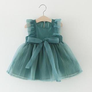 海外子供服 ワンピース ベビードレス 誕生日