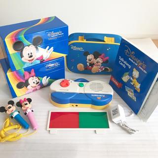 Disney - 両面デジタルプレイメイト トークアロング dwe 英語システム 01