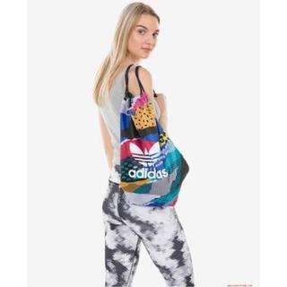 アディダス(adidas)のadidas オリジナルスバッグ(トレフォイルジムサックカモ)(リュック/バックパック)