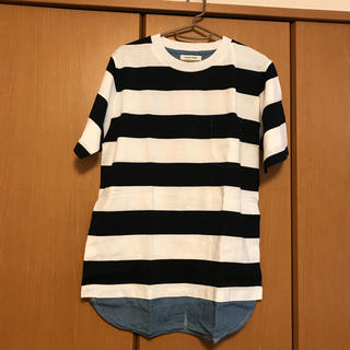 グローバルワーク(GLOBAL WORK)の新品!グローバルワーク メンズトップス(Tシャツ/カットソー(半袖/袖なし))
