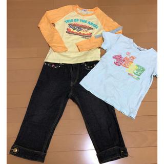 エンジェルブルー(angelblue)のAngel Blue+Daisy lovers♡Tシャツ パンツ140(Tシャツ/カットソー)