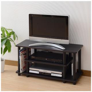 【お買い得品】組み立て楽々♪選ばれるテレビ台 幅80(リビング収納)