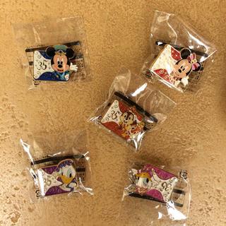 Disney - アブーズバザール ピン 35周年 ディズニー ワゴン ゲーム アブーズ バザール