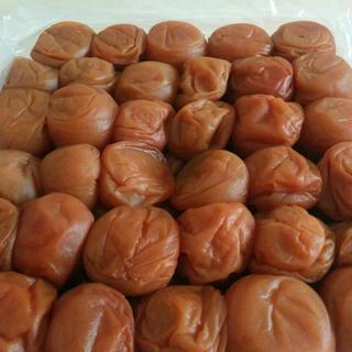 【訳あり】昔ながらの梅干し1kg  紀州南高梅(漬物)