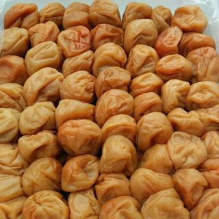 【訳あり】昔ながらの梅干し1kg 小サイズ 紀州南高梅(漬物)