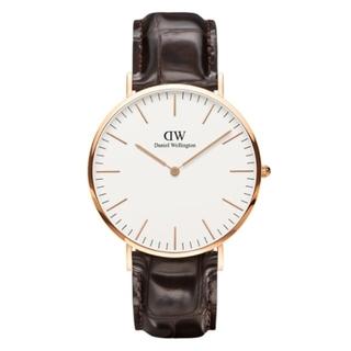 ダニエルウェリントン(Daniel Wellington)のCAORI's様専用 Classic York 40mm 0111DW(腕時計(アナログ))