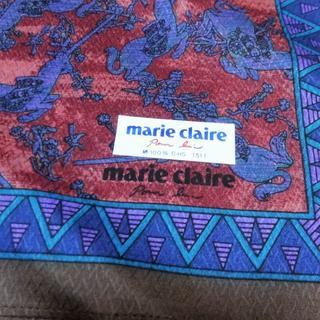 マリクレール(Marie Claire)のマリクレール ハンカチ(ハンカチ/ポケットチーフ)