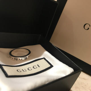 Gucci - GUCCI リング 2点セット