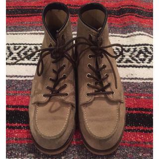 セダークレスト(CEDAR CREST)のアイリッシュセッター セダークレスト ブーツ(ブーツ)