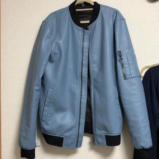 ザラ(ZARA)のジャケット(レザージャケット)
