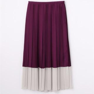 デプレ(DES PRES)のデプレ プリーツスカート(ロングスカート)