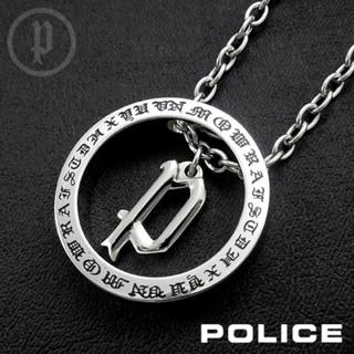 ポリス(POLICE)の【美品】POLICE ポリス AVALON ネックレス(ネックレス)