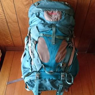 オスプレイ(Osprey)のOSPREY オスプレイ  Xenon70  グリーン(登山用品)