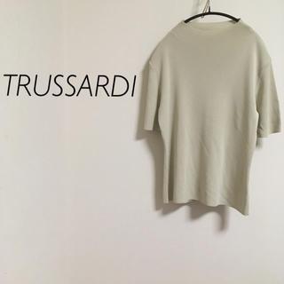 トラサルディ(Trussardi)のTRUSSARDI トラサルディ モックネック ニット(ニット/セーター)