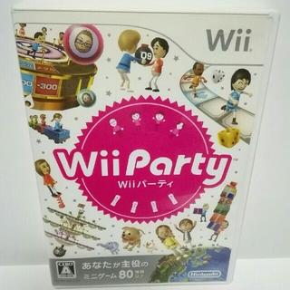 Wii - Wiiソフト 『Wii パーティー』(人気)