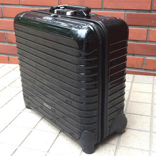 リモワ(RIMOWA)のRIMOWA SALSA Deluxe ビジネストローリー 26L 2輪(スーツケース/キャリーバッグ)