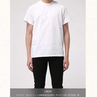 アンダーカバー(UNDERCOVER)の《最終価格》夏物♡新品未使用値札付♡アンダーカバー♡アンダーベアTシャツ(Tシャツ/カットソー(半袖/袖なし))