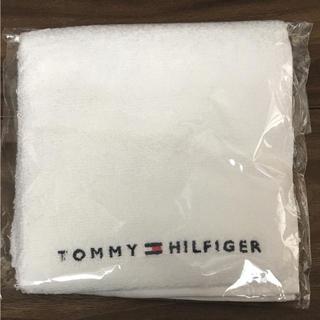 トミーヒルフィガー(TOMMY HILFIGER)の 新品  TOMMY HILFIGER  トミーヒルフィガー タオル ハンカチ (ハンカチ/ポケットチーフ)