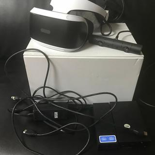プレイステーションヴィーアール(PlayStation VR)のPSVR本体  CUH-ZVR1(家庭用ゲーム機本体)