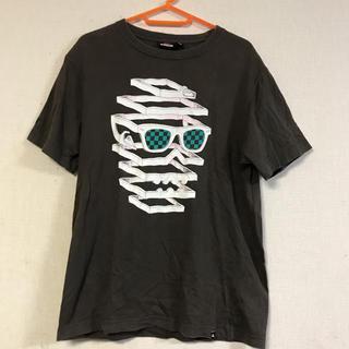 クイックシルバー(QUIKSILVER)のQUIKSILVER☆プリントTシャツ  (Tシャツ/カットソー(半袖/袖なし))