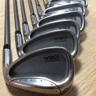 アダムスゴルフ(Adams Golf)のAdams Golf Iron Set(クラブ)