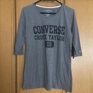 コンバース(CONVERSE)のコンバースカットソー 未使用品(カットソー(半袖/袖なし))