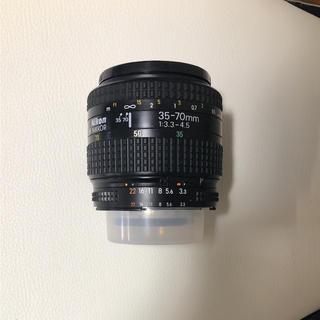 ニコン(Nikon)のカメラレンズ(レンズ(ズーム))