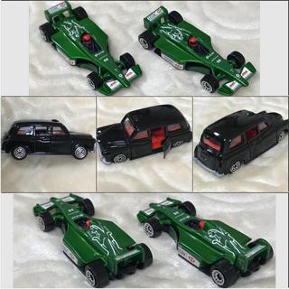 ジャガー(Jaguar)のミニカー(車体)