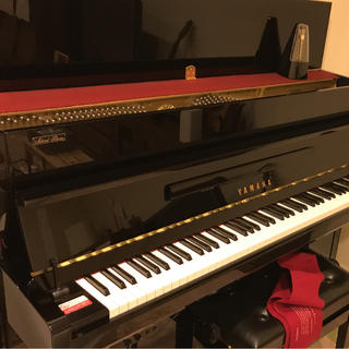 ヤマハ(ヤマハ)のヤマハ アップライトピアノb113SD(ピアノ)