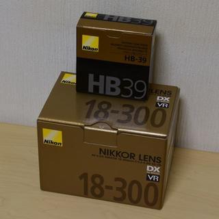 ニコン(Nikon)のNikon AF-S DX NIKKOR 18-300mm f3.5-6.3G(レンズ(ズーム))